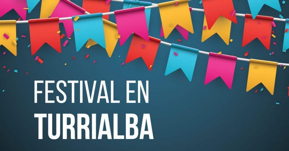Festival en Turrialba