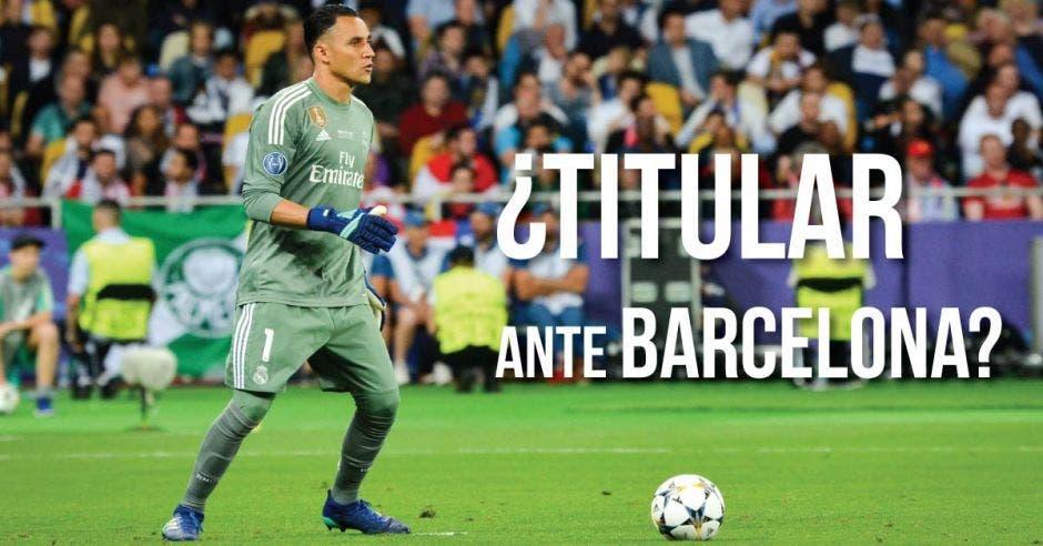 Meta tico ha realizado buenas atajadas en Champions League.