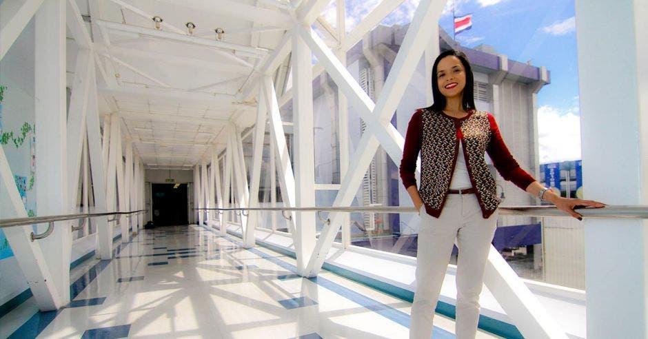Iriana Chaves, directora de Calidad y Talento Organizacional de Hospital Clínica Bíblica