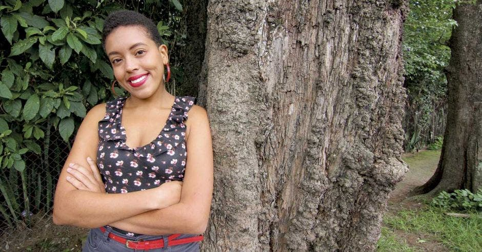 Karla Scott de Mi vida afro