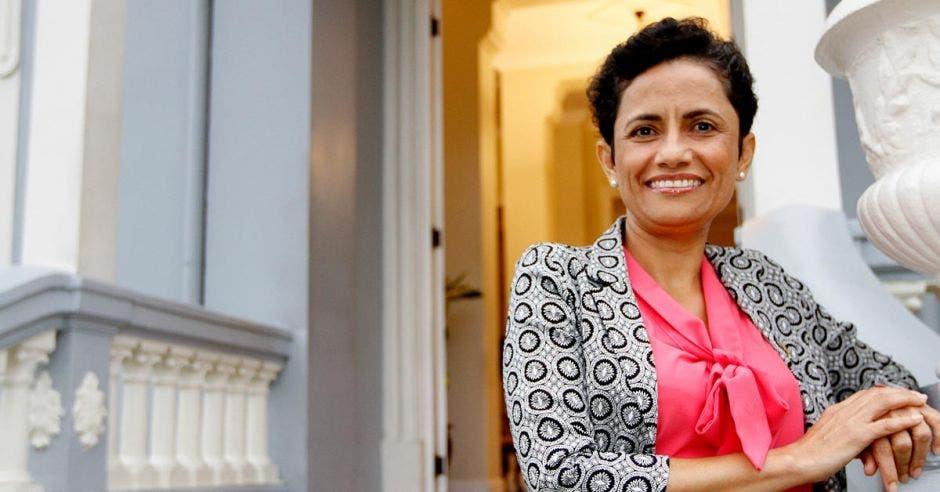 Yorleny León, diputada de Liberación Nacional.