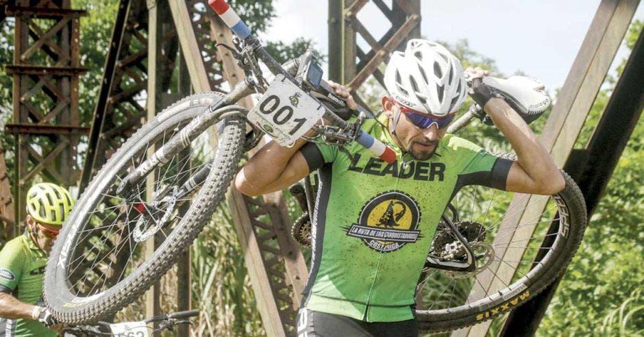 """Todas las miradas estarán puestas sobre Lance Armstrong, Josep Betalú y """"Lico"""" Ramírez."""