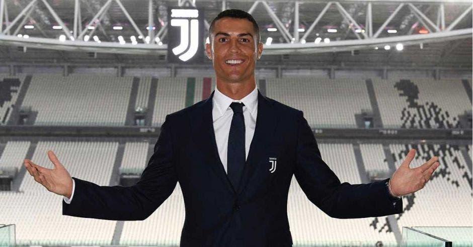 Tras su llegada a la Juventus, los seguidores del merengue despegaron.