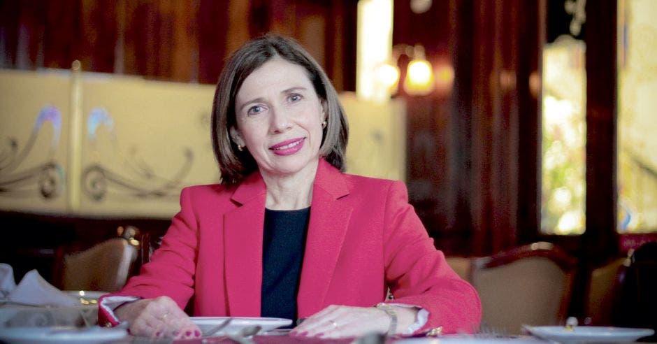 Annabelle Ortega, directora ejecutiva de la Cámara.