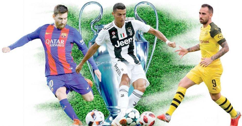 Españoles, italianos y alemanes podrían certificar su pase a octavos de final. UEFA/La República