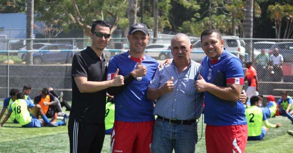 Minor Díaz debuta como técnico de la Universidad.