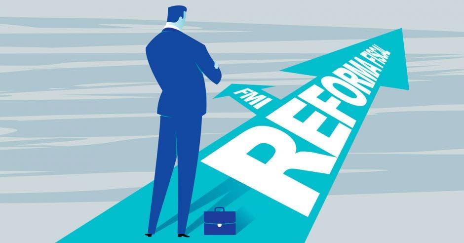 Sin reforma fiscal, tocará FMI