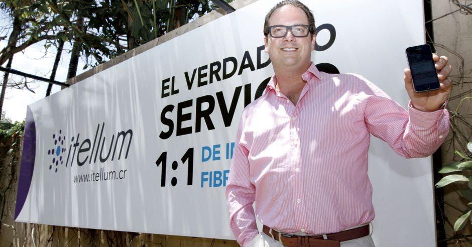 Tim Foss de Itellum