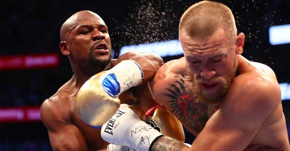 Floyd no combate desde agosto de 2017, cuando derrotó al boxeador debutante y experimentado artemarcialista Conor McGregor.