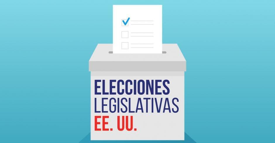 Elecciones Legislativas EE. UU.