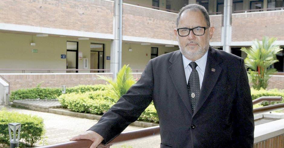 Marcelo Prieto, presidente del Conare.