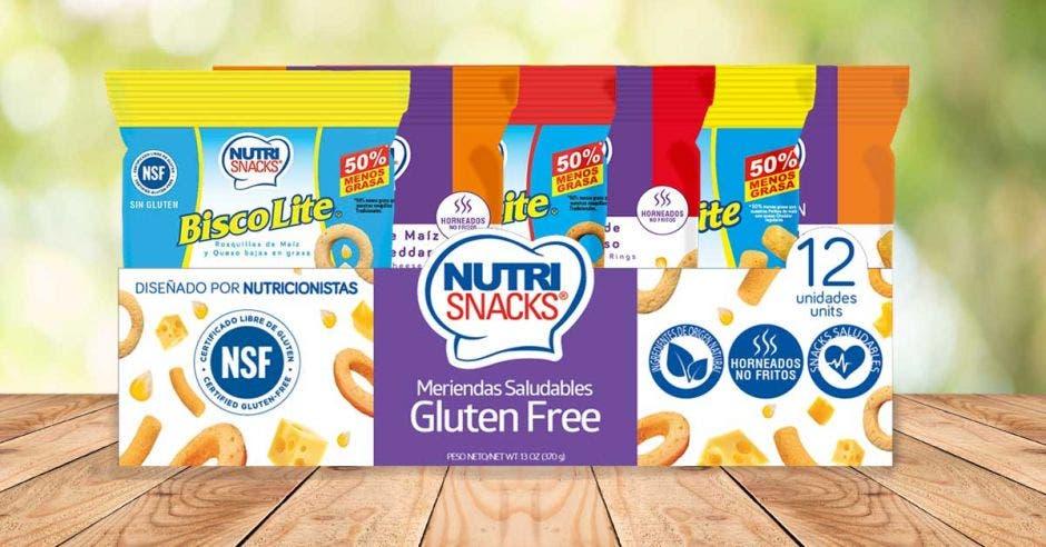 Productos Nutrisnacks