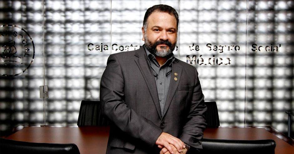 Mario Quesada, presidente de la Asociación de Cirujanos Plásticos