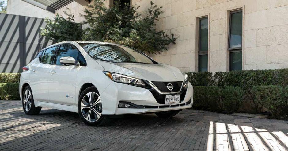 Desde el lanzamiento de su primera generación Nissan ha comercializado 365 mil Leaf en todo el mundo. Cortesía Nissan/La República