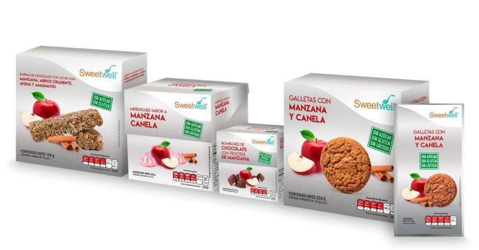 cajas de productos