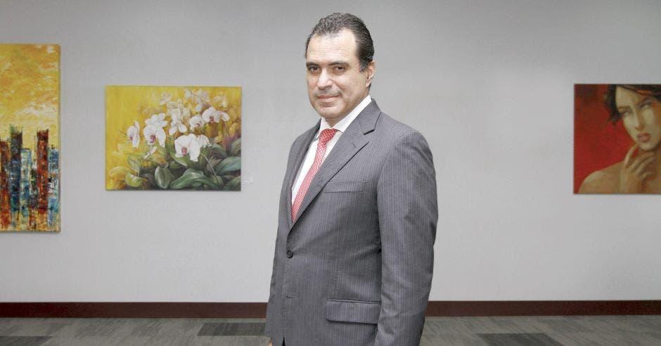 Kevin Casas, exvicepresidente de la República