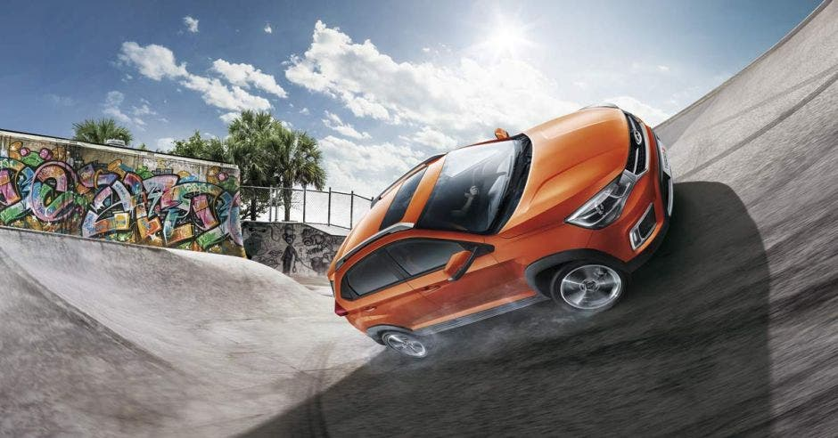 Tiggo 5/Cortesía Cori Motors