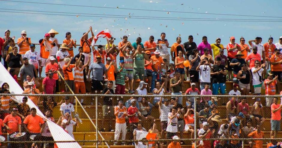 Gobierno reafirmó su compromiso con el impulso del deporte en las zonas más vulnerables del país. Facebook Punatarenas FC/La República