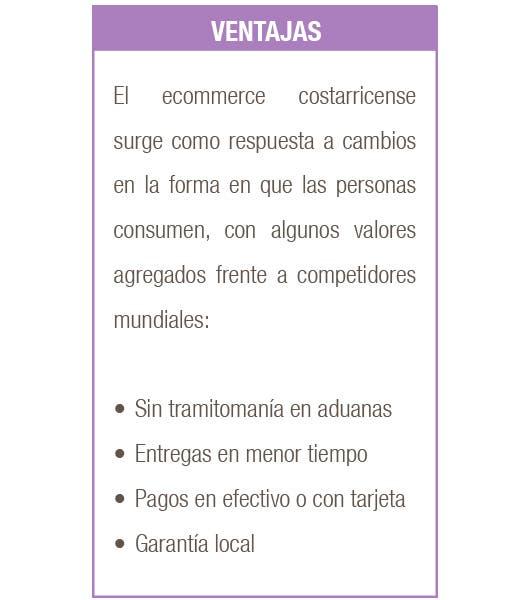 cuadro con información de la empresa