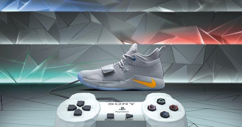 George llega al mercado nuevamente con las Nike PG 2.5x PlayStation