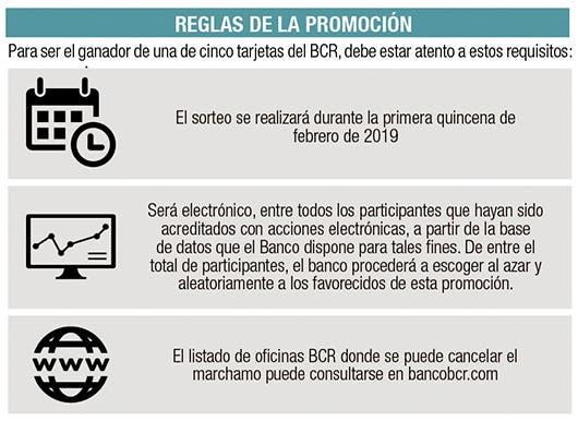 BCR Marchamo