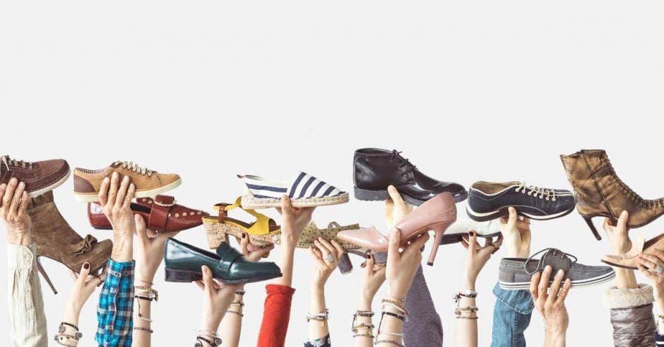 zapatos de todas clases