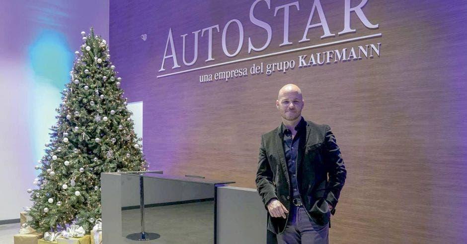 """""""Tenemos como objetivo comercial estar más cerca de nuestros actuales y potenciales clientes, tanto para venta de vehículos como de servicio posventa"""", aseguró Rafael Gutiérrez, gerente comercial de AutoStar."""