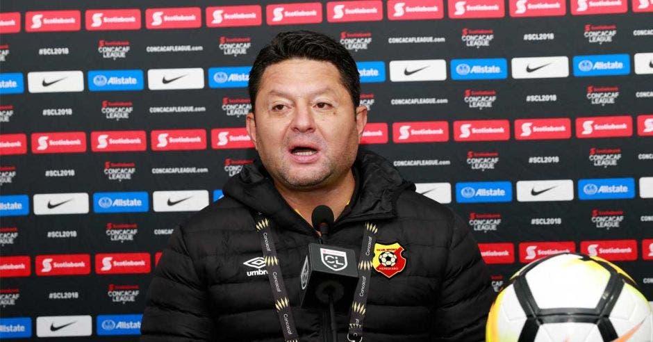 Jafet Soto le dio vida al Herediano en el Apertura 2018. Concacaf/La República
