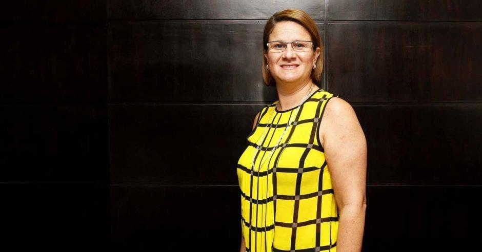 Sary Valverde, presidenta de Canatur.