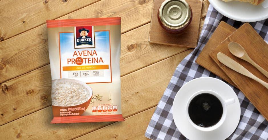 paquete de Avena Proteína