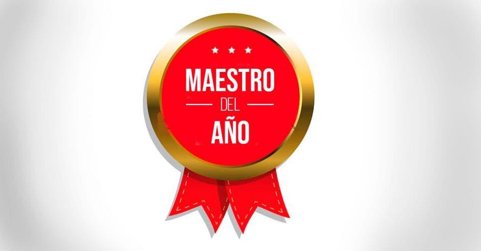 Premio maestro del año