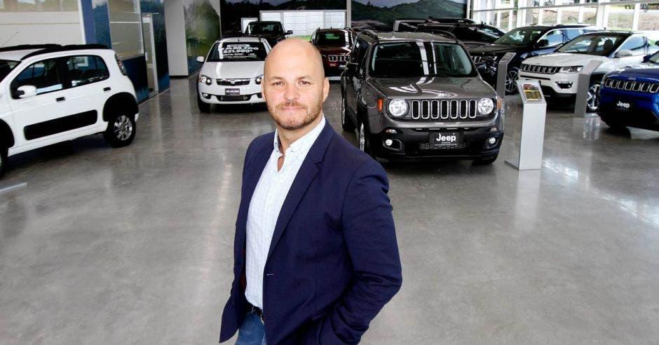 Rafael Gutiérrez, gerente comercial de AutoStar.