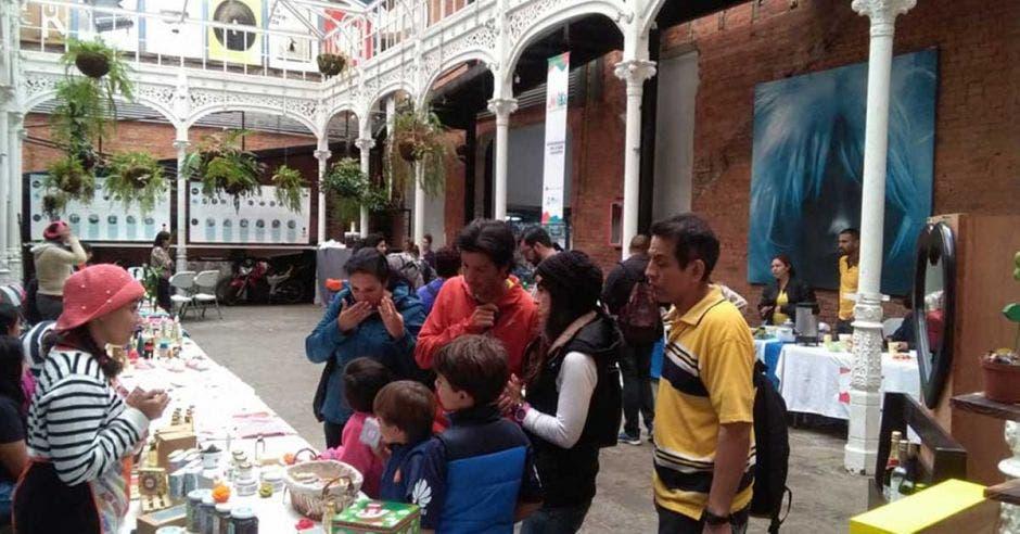 Feria Inmigrante