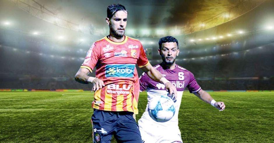 Tigo Sports transmitirá en exclusiva el Herediano-Saprissa. El partido de vuelta será por Canal 7. Archivo/La República