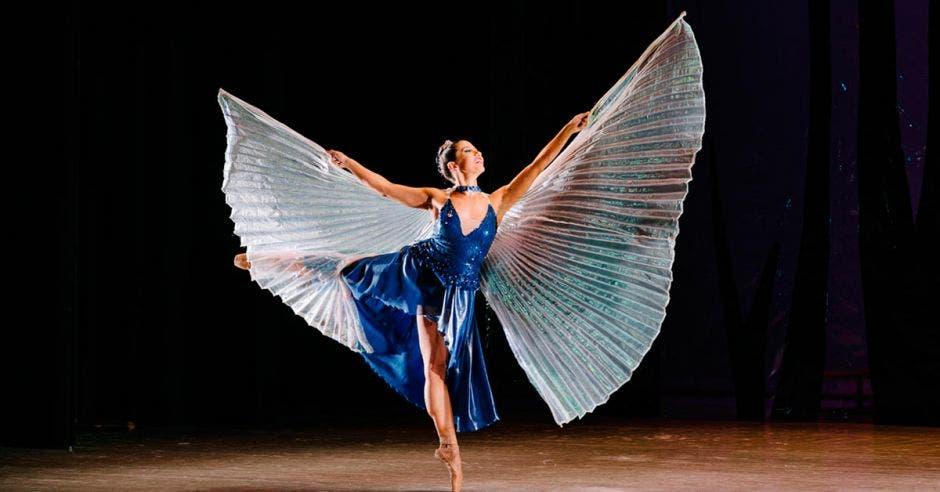 El ballet contemporáneo que fusiona teatro y multimedia. Cortesía TN/La República