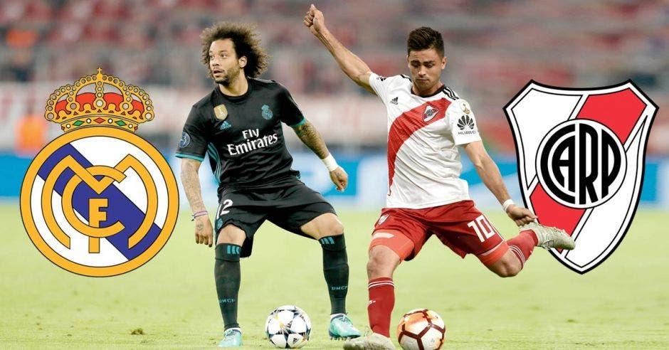 Real Madrid y River Plate son los favoritos para disputar la final. FIFA/La República