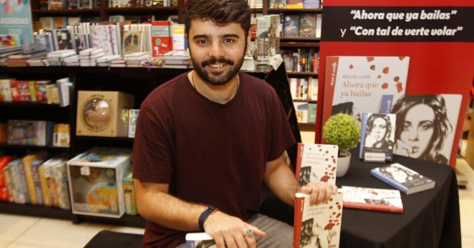 Miguel Gane escritor