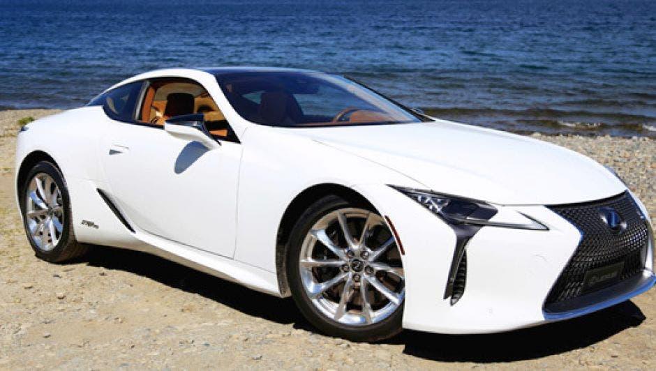 El lujo, potencia y estética de este LC500 harán que vivan una experiencia sin igual. Cortesía Lexus Latinoamérica/La República