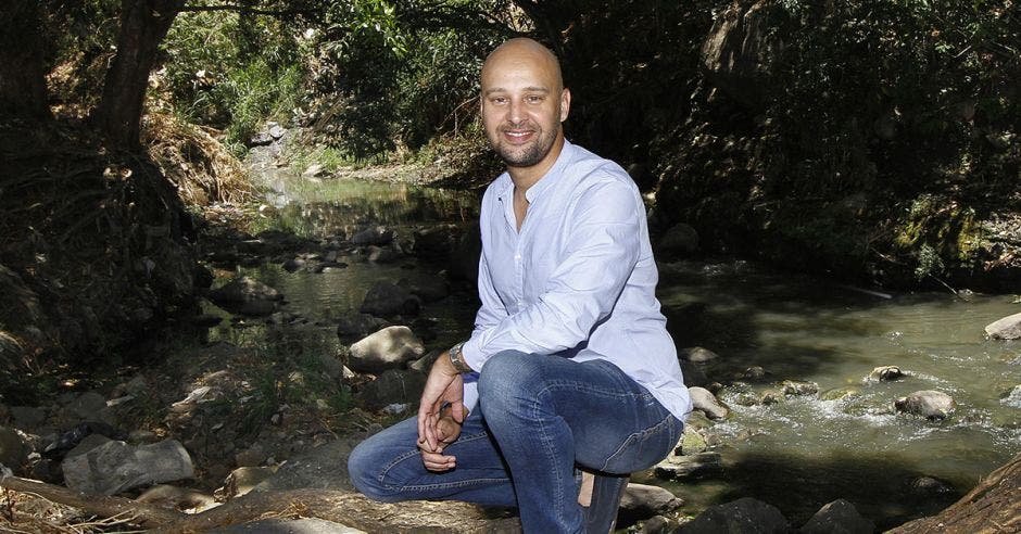 Federico Cartín, Director de Naturbanas. Gerson Vargas/La República