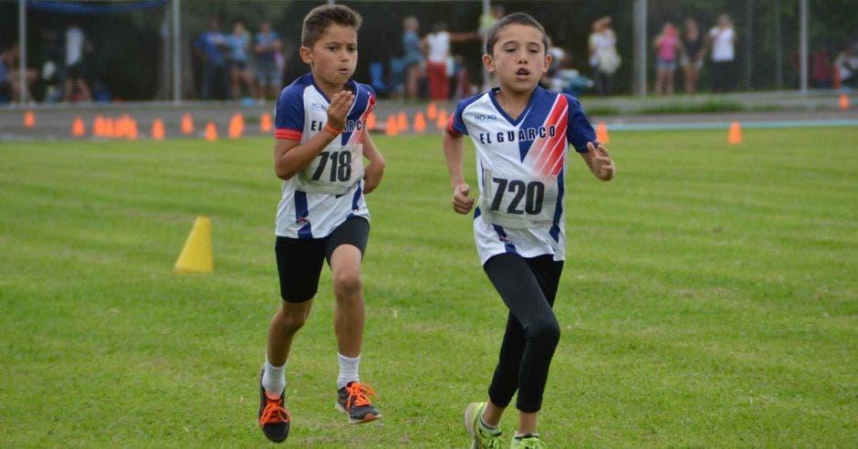 Estos talleres pretenden que los menores realicen actividad física. Archivo/La República