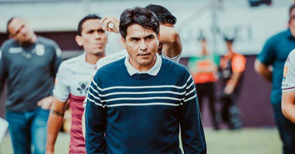 Vladimir Quesada fue la gran estrella del juego de ida.