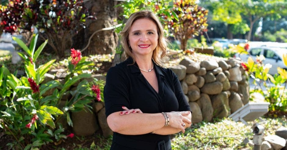 Kathia Valverde, presidenta de ACOT