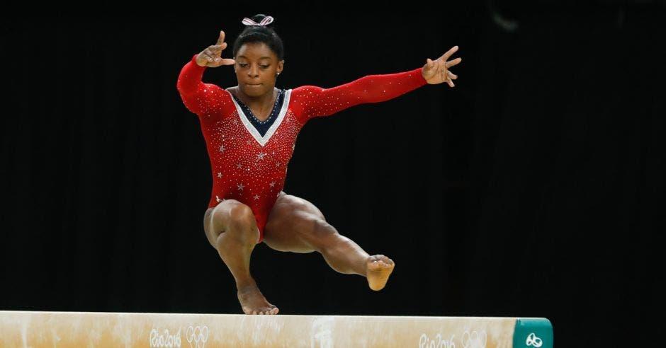 La medallista olímpica Simone Biles fue una de las víctimas de estas agresiones. COI/La República