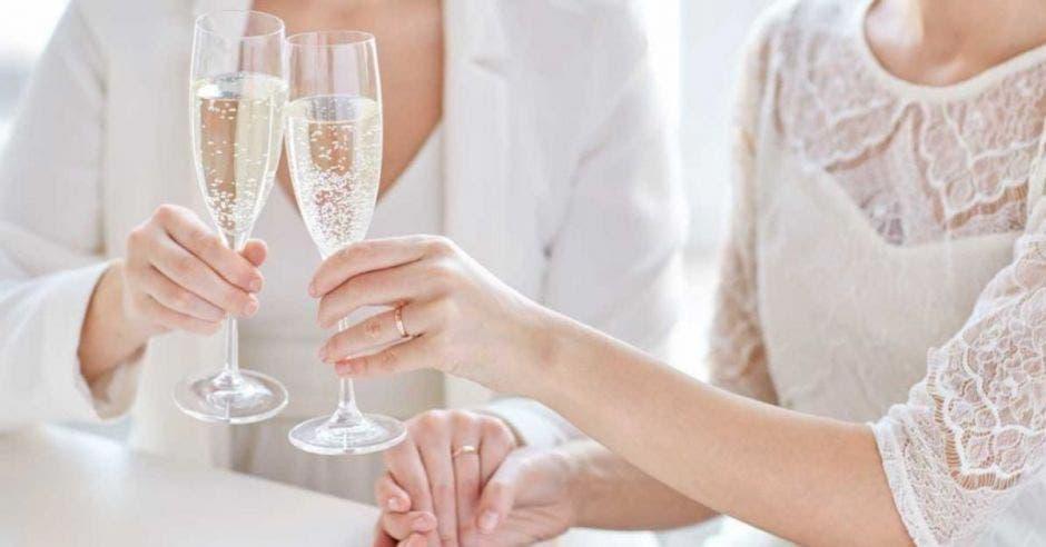 boda de dos mujeres
