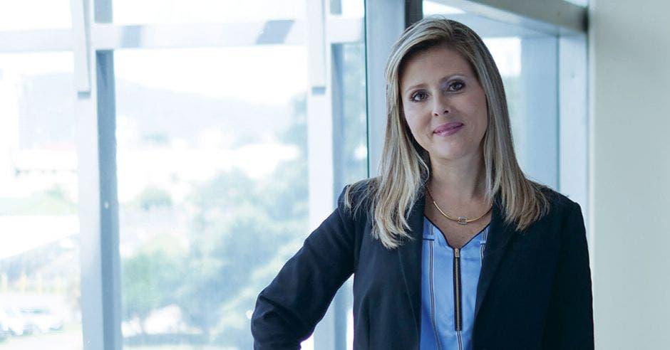 Ericka Flores, directora comercial Improsa SAFI