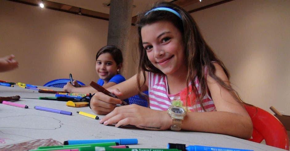 El Museo de los Niños realiza campamentos de este tipo desde hace más de 12 años y ha atendido a más de 4 mil niños. Cortesía Museo de los Niños/La República