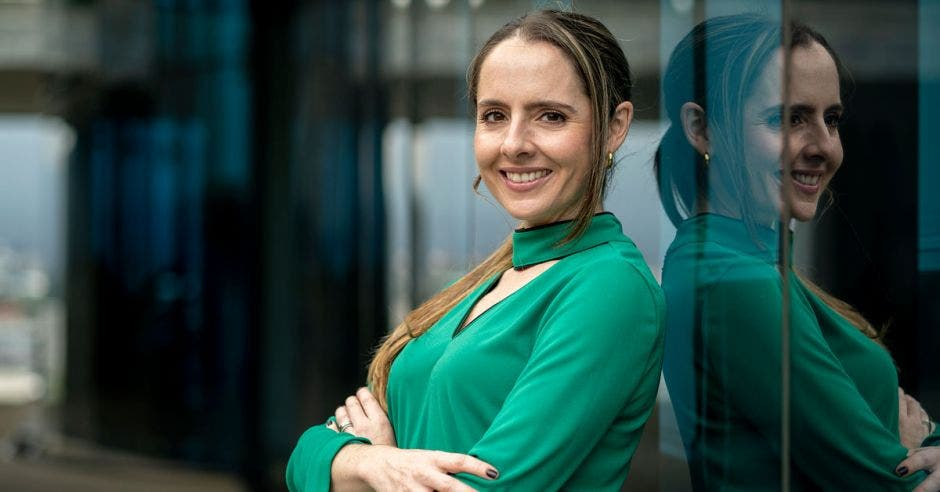 Diana Rodríguez, de VMG Business Center.