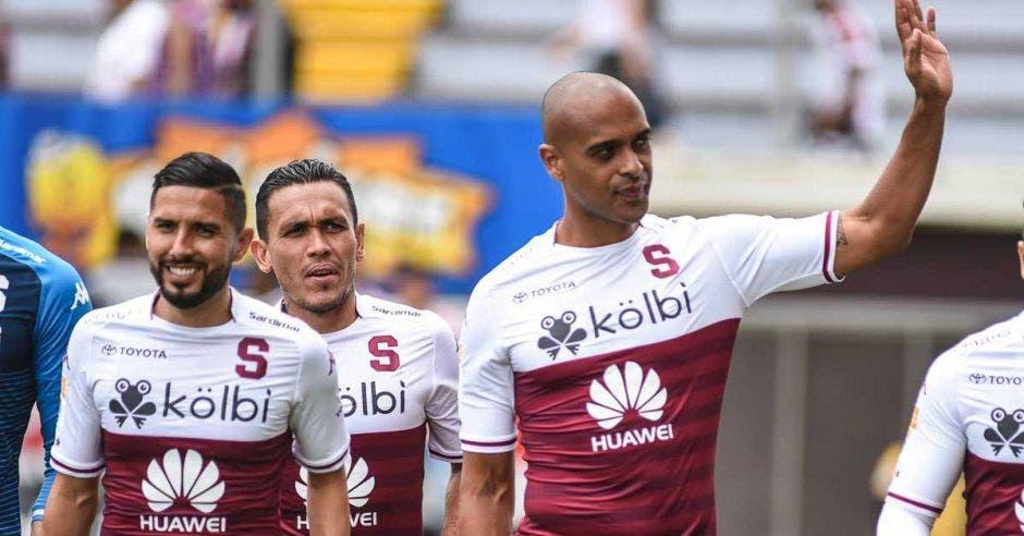 El brasileño Tássio Maia anotó en cinco ocasiones el pasado torneo. Facebook Saprissa/La República