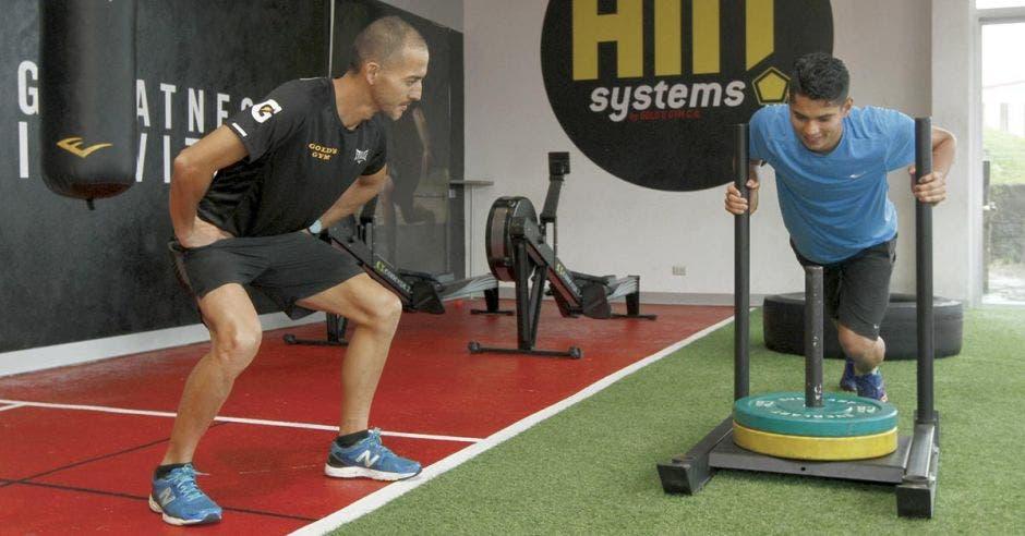 Los entrenamientos tipo hiit se mantienen en la lista y se caracterizan por ser de corta duración y alta intensidad. Esteban Monge/La República
