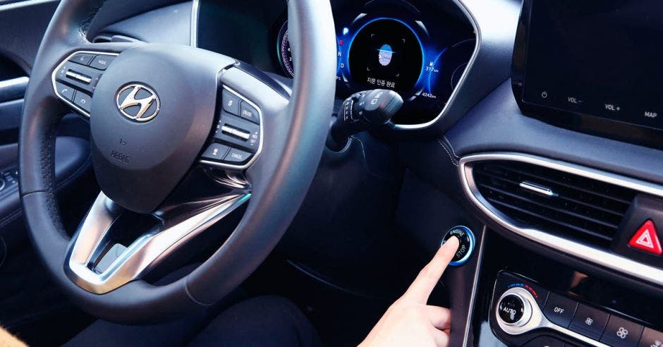 Sistemas hacen el vehículo más seguro. Hyundai/La República
